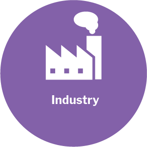 Industry theme icon