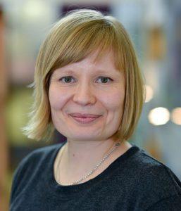 Dr Mari Martiskainen
