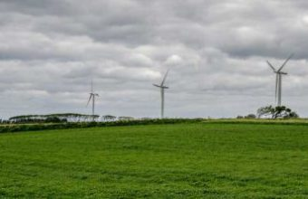 wind farm in Denmark