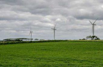 wind farm in Denmark